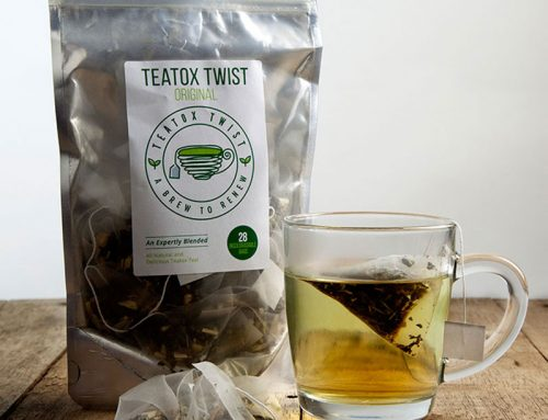 Teatox To Tips The Scales In Your Favour!